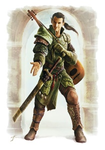 He once saved Elminster and Drizzt from a terrible enchantment.