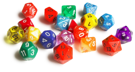 Sit a spell, kids, and let me tell you the tale of the time I rolled some dice.