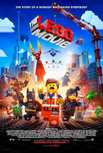 lego movie inside