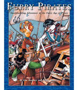 System Mastery 19 - Furry Pirates