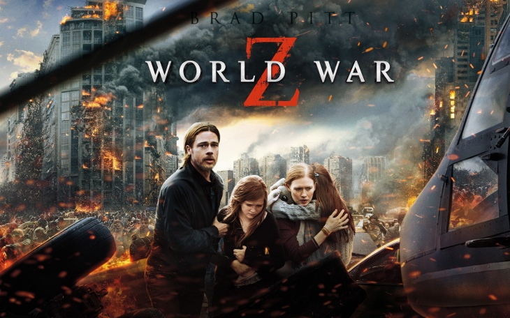 Monday Movie Review – World War Z (2013) | System Mastery