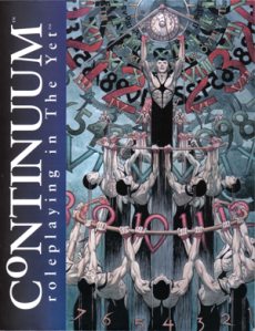 C°ntinuum- Roleplaying in the Yet - System Mastery 24