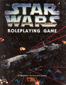System Mastery Podcasts - Star Wars RPG