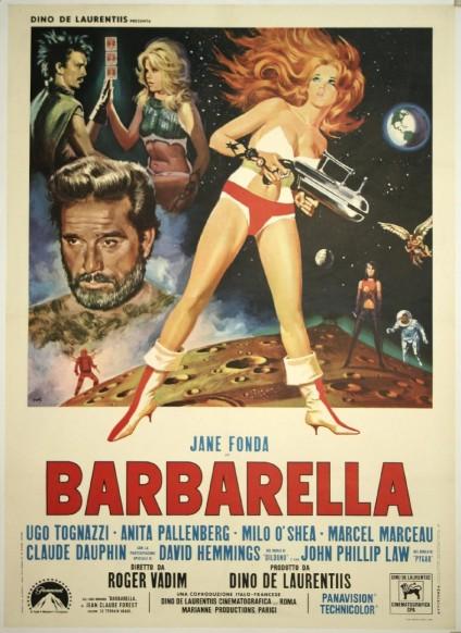 barbarella movie