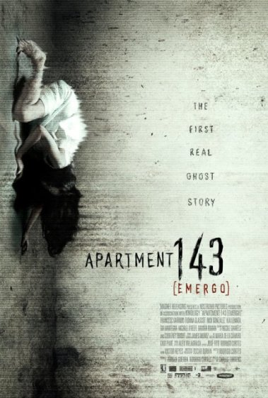 apartment 143 poster