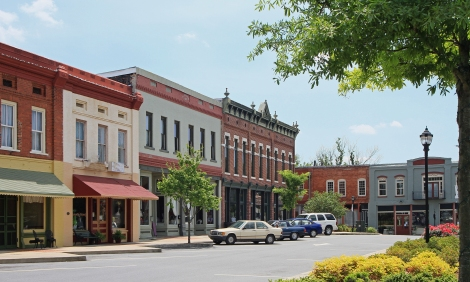 Small Town America