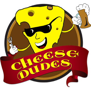 Cheese Dudes Circular Pub Logo Small