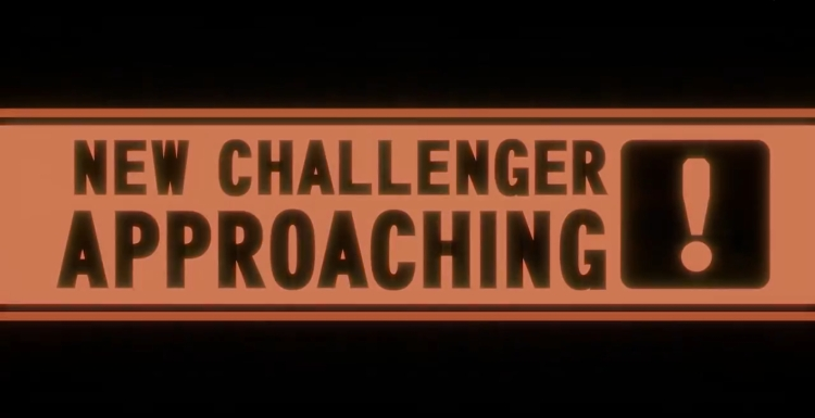 New_Challenger_Approaching
