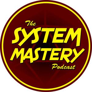 System Mastery Logo Tee Small