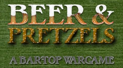 Beer and Pretzels Logo