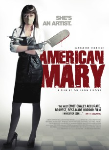 Image result for american mary poster