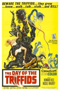 Triffids poster
