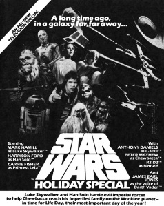Star Wars Holiday Special S