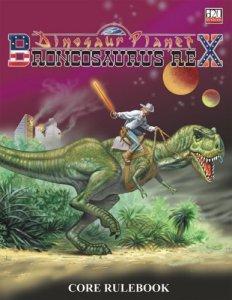 Broncosaurus Rex S