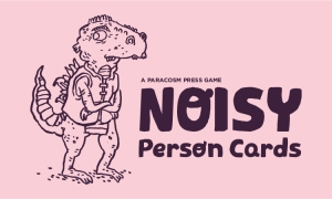 Noisy Person Cards