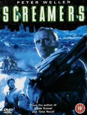 screamers poster
