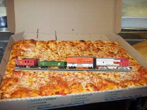 pizza railroad