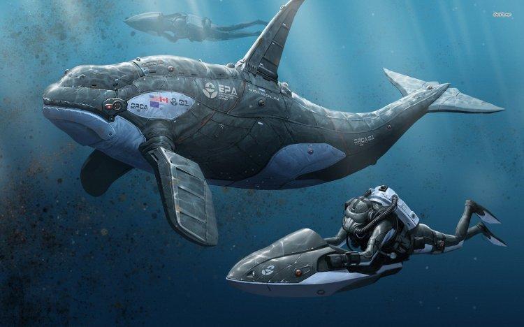orca-robot