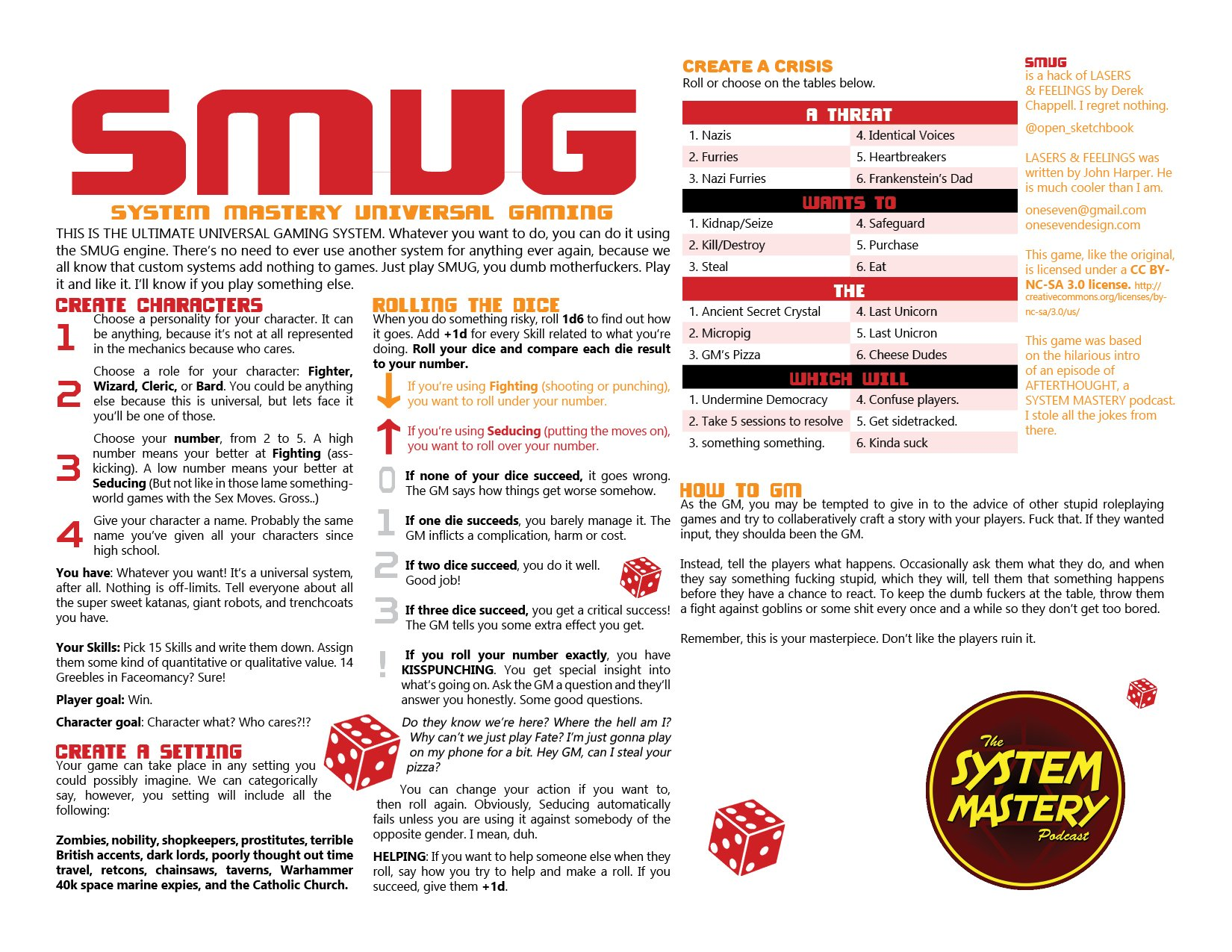 Smug Engine By Erika Chappell System Mastery