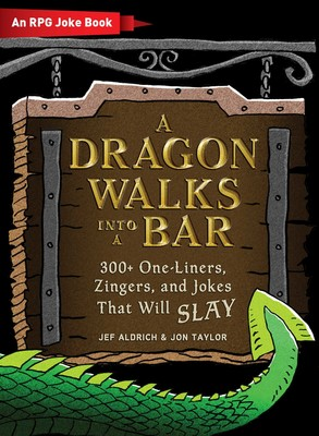 A Dragon Walks Into a Bar