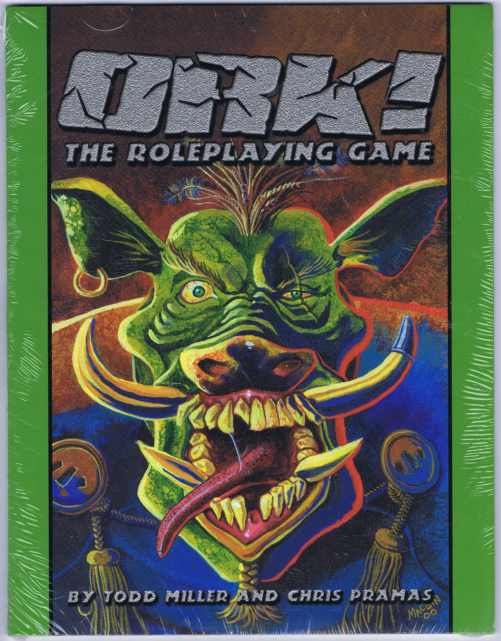 Ork the RPG S